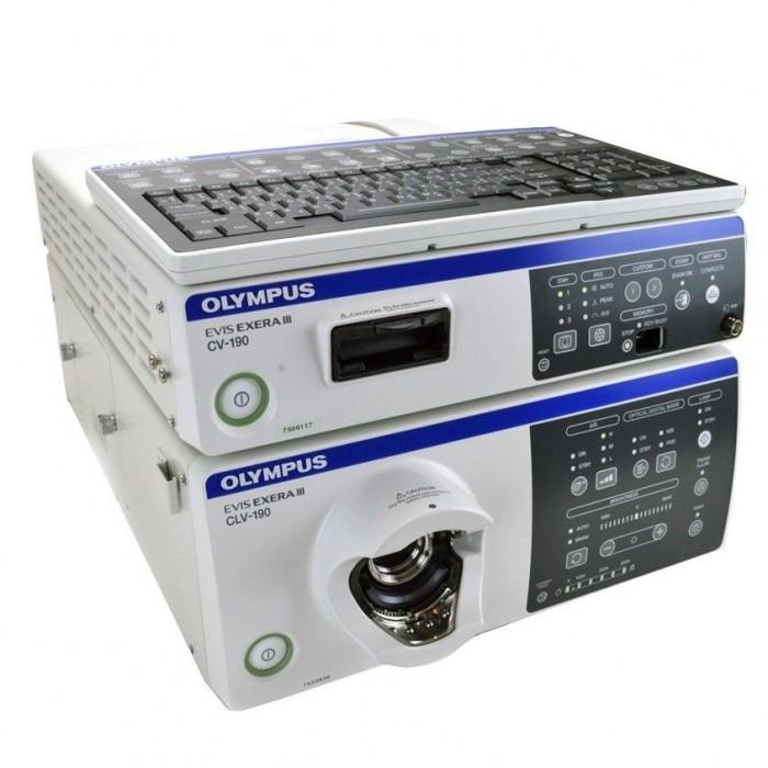 Видеопроцессор Olympus CV-190 (Evis Exera III)