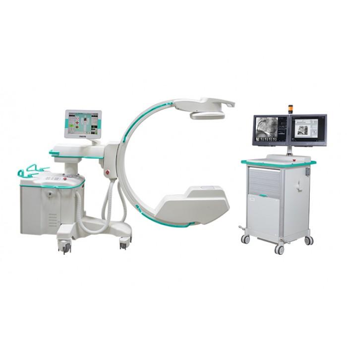 """Мобильная рентгенохирургическая система """"ЭЛЕКТРОН"""" (типа С-дуга)"""