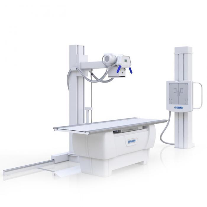 """Цифровой рентгенодиагностический комплекс РенМедПром """"ГАММА"""" (на 2 и 3 рабочих места)"""