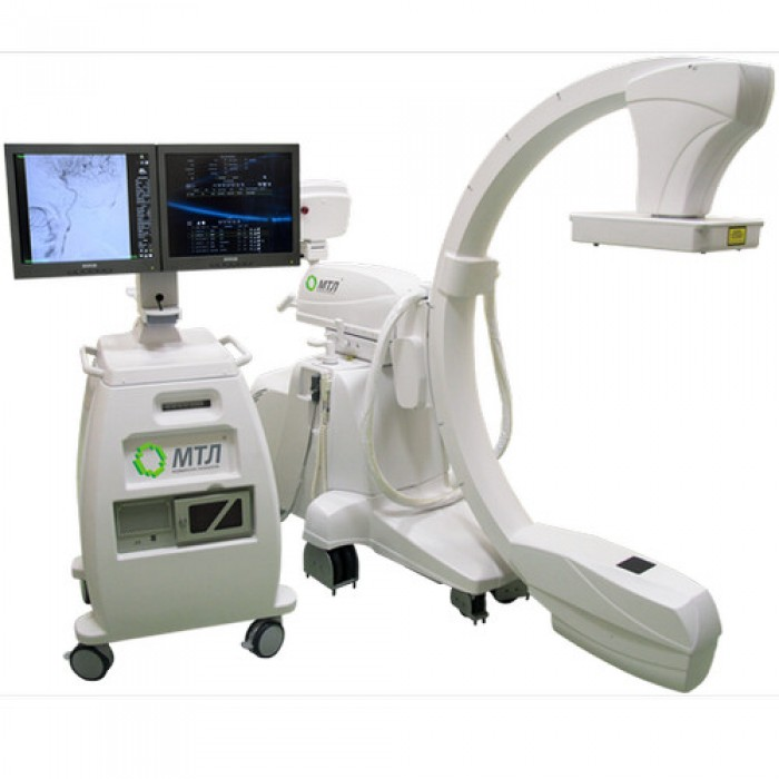 Рентгенохирургическая цифровая мобильная система МТЛ «СиКоРД-МТ»