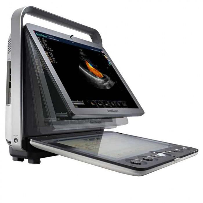Портативный УЗИ аппарат Sonoscape S9
