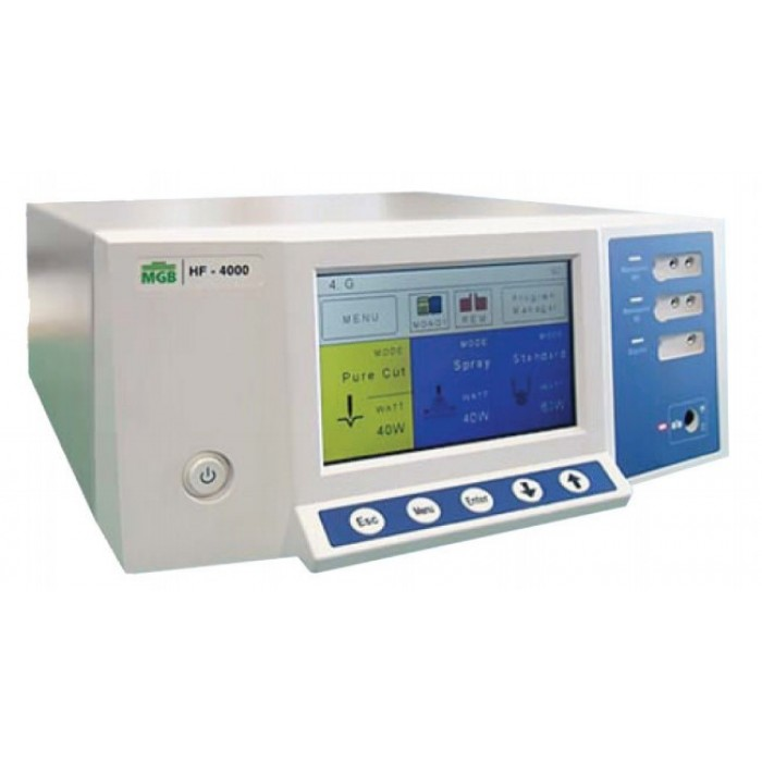 Блок электрохирургический с принадлежностями MGB HF 4000L