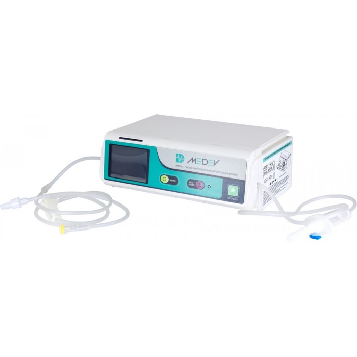 Насос инфузионный перистальтический НПЗ ИНП-01