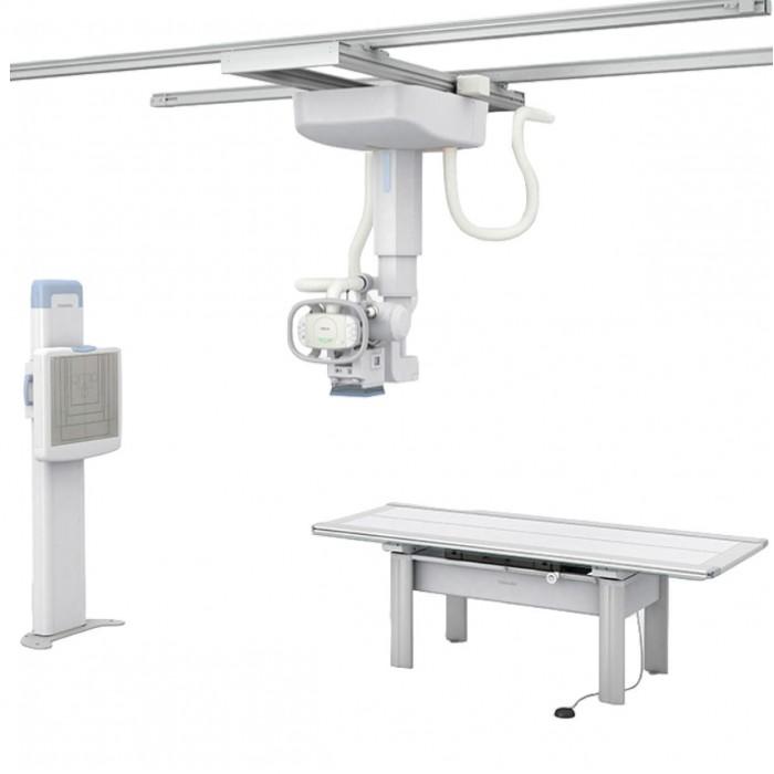 Телеуправляемый цифровой рентген на 2 рабочих места Canon Radrex-i