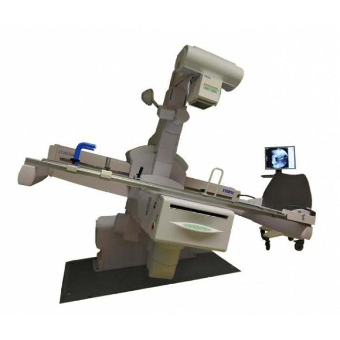 Телеуправляемый рентгеновский аппарат Italray Clinodigit на 3 рабочих места с системой цифровой скопии
