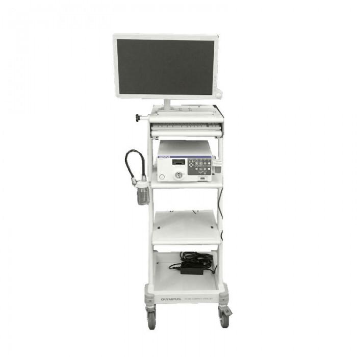 Видеоэндоскопическая система на базе Olympus CV-170 (Optera)