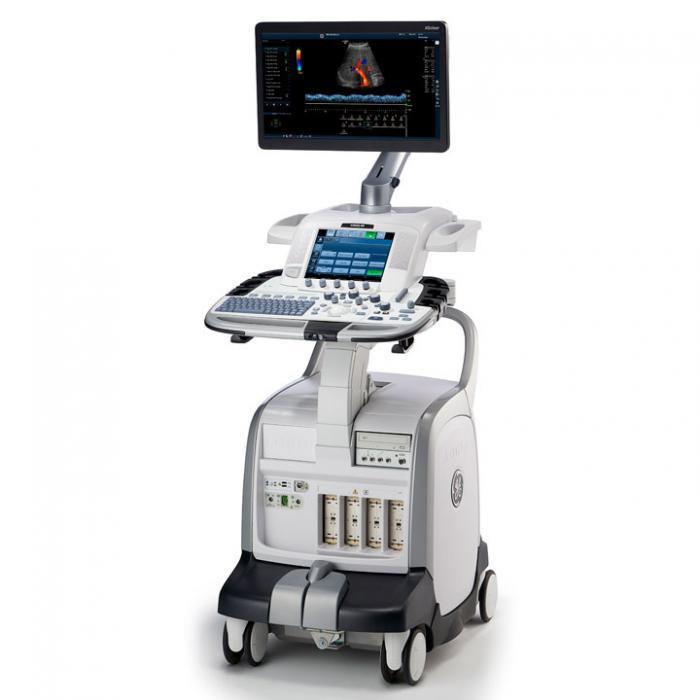 Ультразвуковая диагностическая система GE Healthcare LOGIQ E9 XDclear