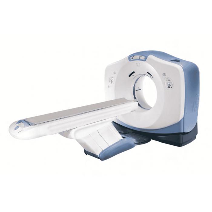 Компьютерный томограф GE Optima CT580 W